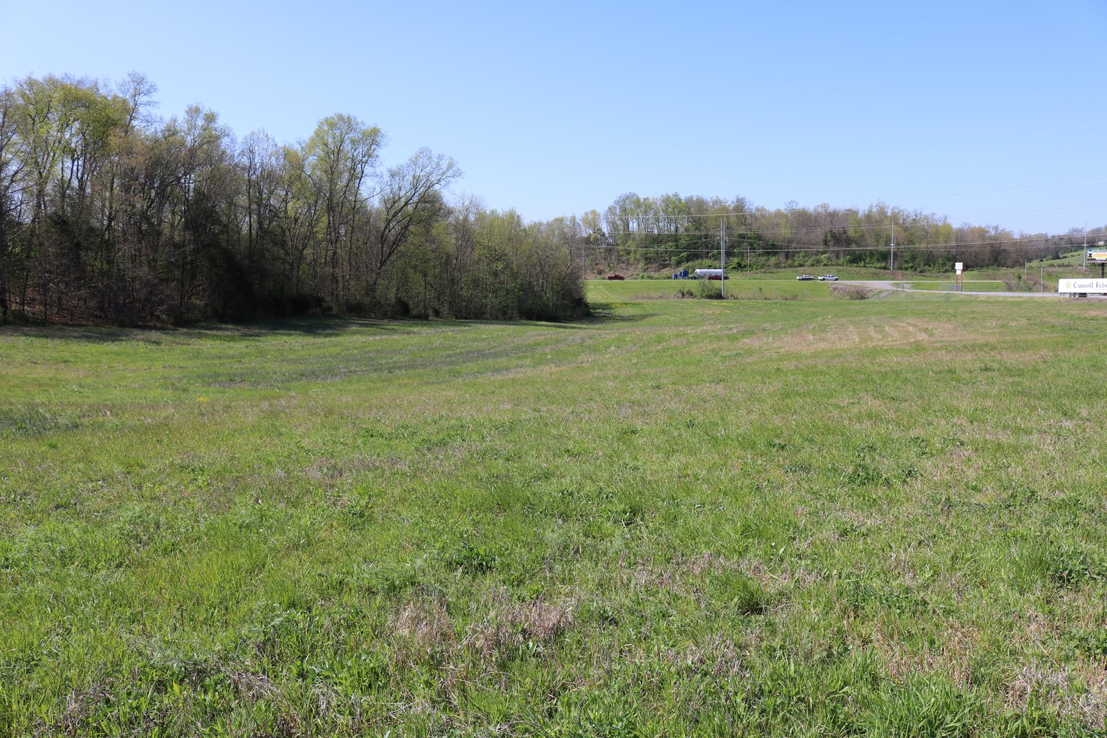 COMMERCIAL PROPERTY W ANDREW JOHNSON HIGHWAY 8.39 ACRES ZONED B4